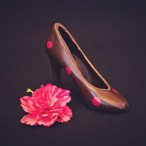 Dark Chocolate Stiletto