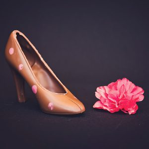Milk Chocolate Stiletto
