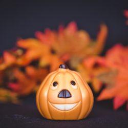 Halloween Pumpkin Chocolate