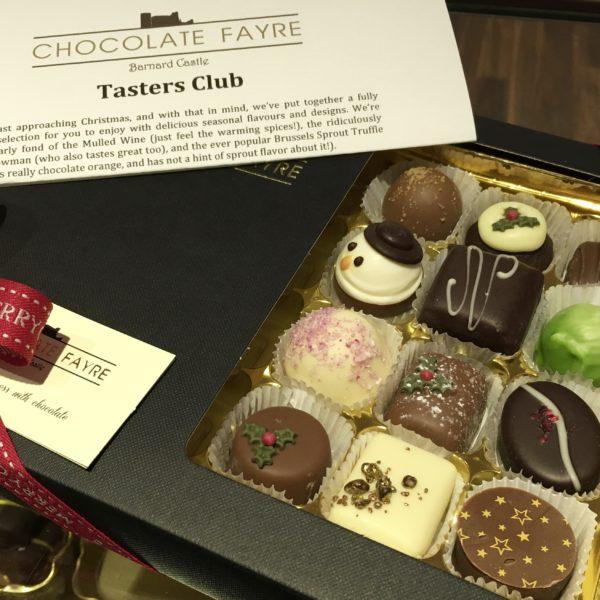 Tasters Club Dec 17