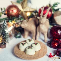 White Christmas Caramel