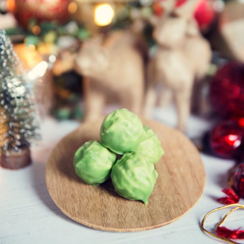 Brussels Sprout Truffle