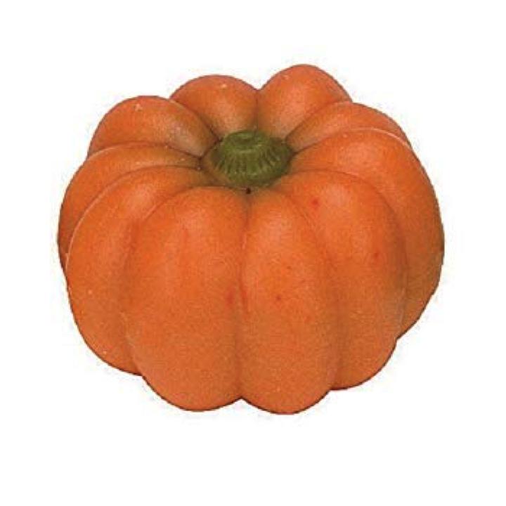 Orange Praline Pumpkin