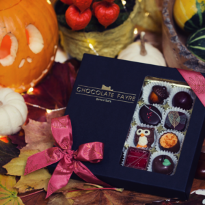 Autumn Chocolate Selection Closed