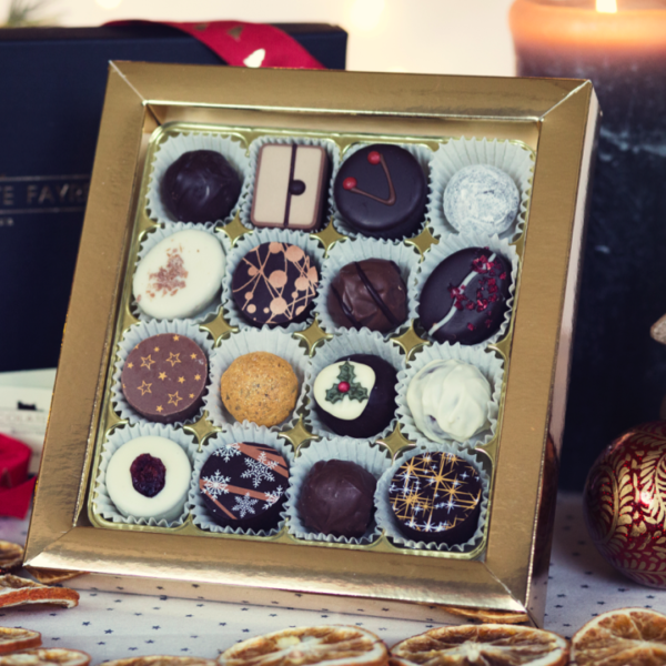 Festive Cheer Chocolate Collection