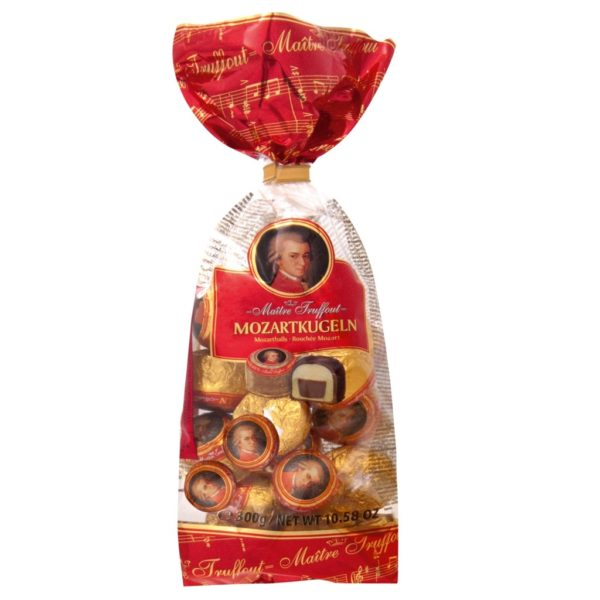 Mozart Truffle Gift Bag