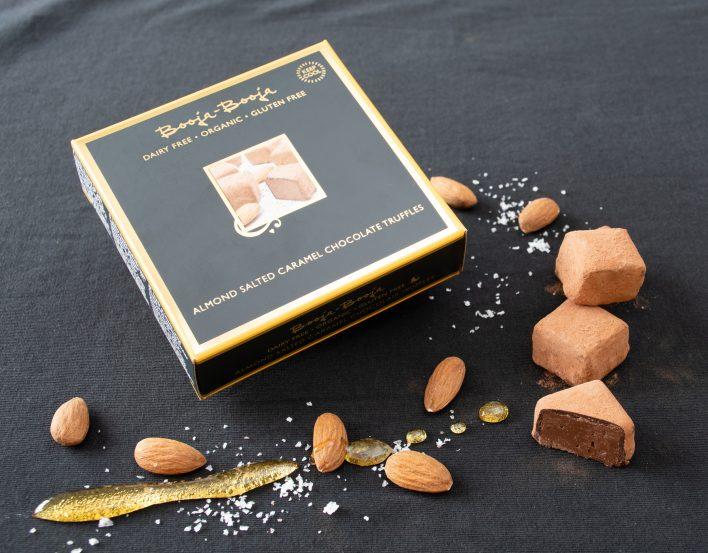 Booja Booja Almonds & Salted Caramel