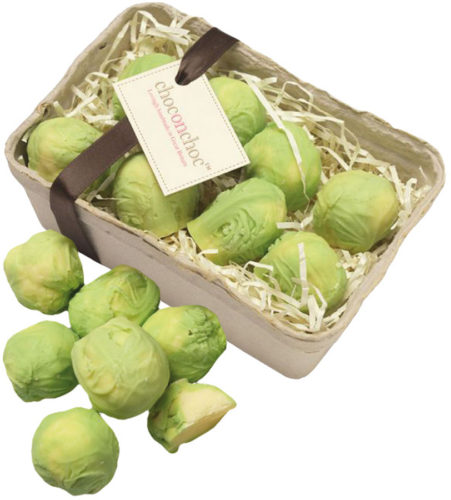 Chocolate Sprout Punnet