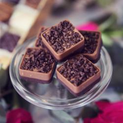 Chocolate Brownie Square