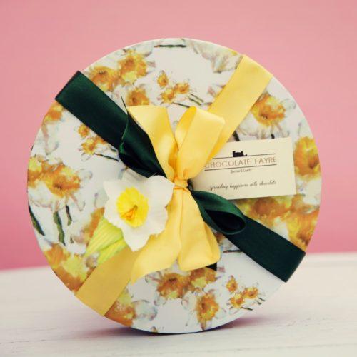 Daffodil Keep Sake Box