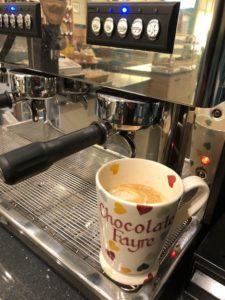 Coffee machine & Mug