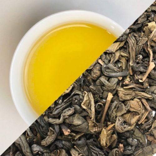 Green Gunpowder Tea