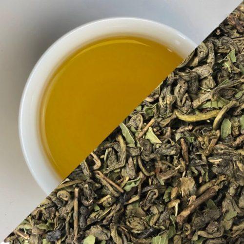 Green Peppermint Tea