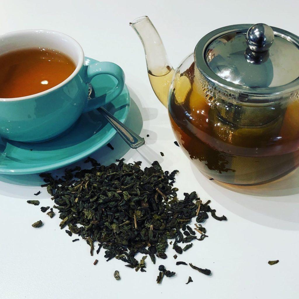 Tea & Pot