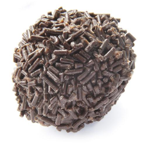 Dark Prosecco Truffle