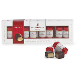 Niederegger Red Marzipan Loaves